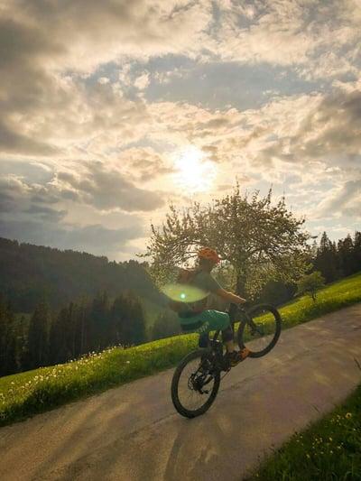 focus bike im test für das testcenter im bikehotel tauernhof flachau