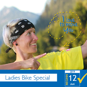 Ladies Bike Special