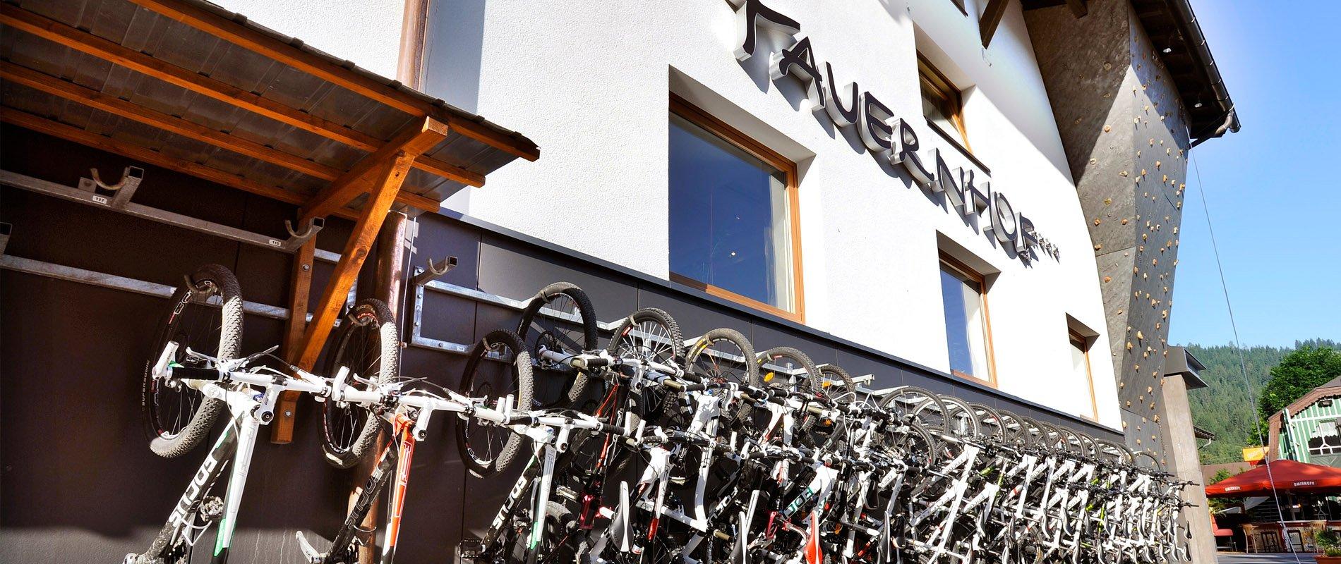 Urlaub für Bike Anfänger