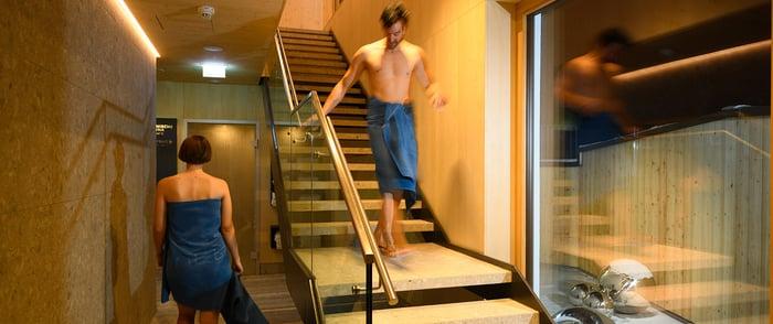 Wellnessangebot Spa im Hotel Angebot für Körper und Geist mit Massage für Erholung und zum genießen