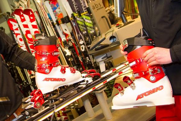 skischuh Kauf
