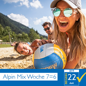 Alpin Mix Woche