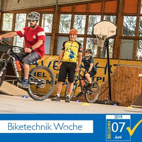 Biketechnik Woche