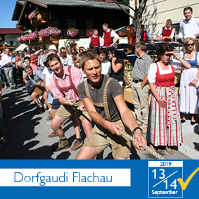 Dorfgaudi Flachau