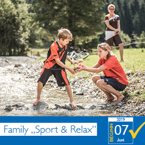Family Sport & Relax