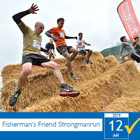 Fisherman´s Friend Strongmanrun