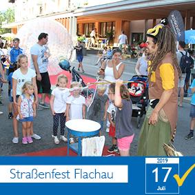 Straßenfest Flachau