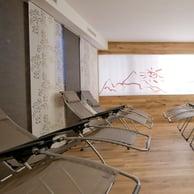 Aparthotel flachau Hotel Harmls Familie Sauna Ruheraum Relax Wellness Spa Salzburger Land