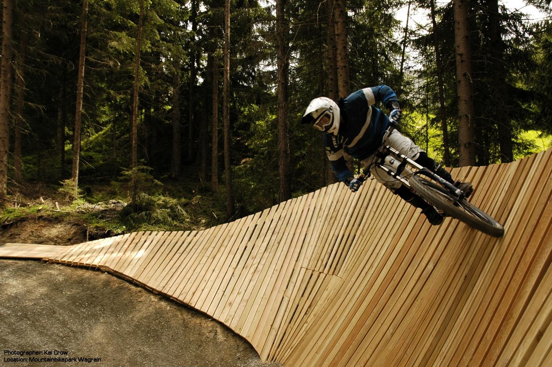 Downhill in Österreich