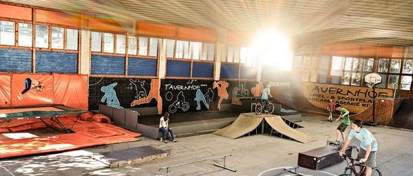 Funsporthalle