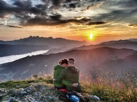 Heiratsantrag auf 2.051 Höhenmeter
