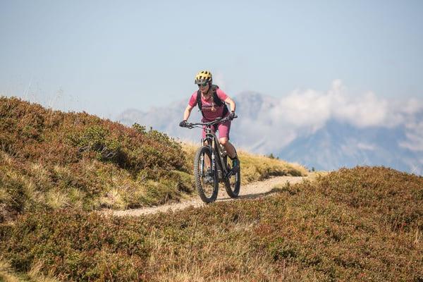 Downhill Gewichtsverlagerung Biketipps Salzburg