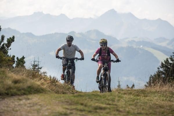 Grundposition Tipps Up-Downhillbiken Flachau
