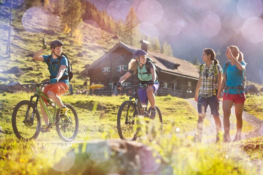 Biken in der Salzburger Sportwelt