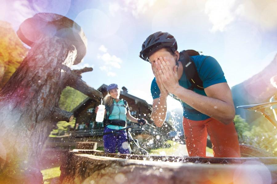 Mountainbiketouren in der Salzburger Sportwelt