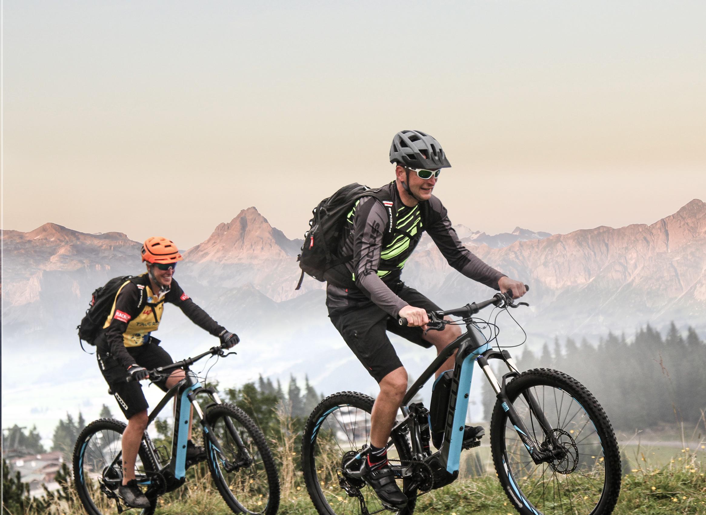 Biketechnik Flachau Bikehotel Tauernhof