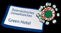 Der Tauernhof ist ausgezeichnet mit dem Österreichischen Umweltzeichen