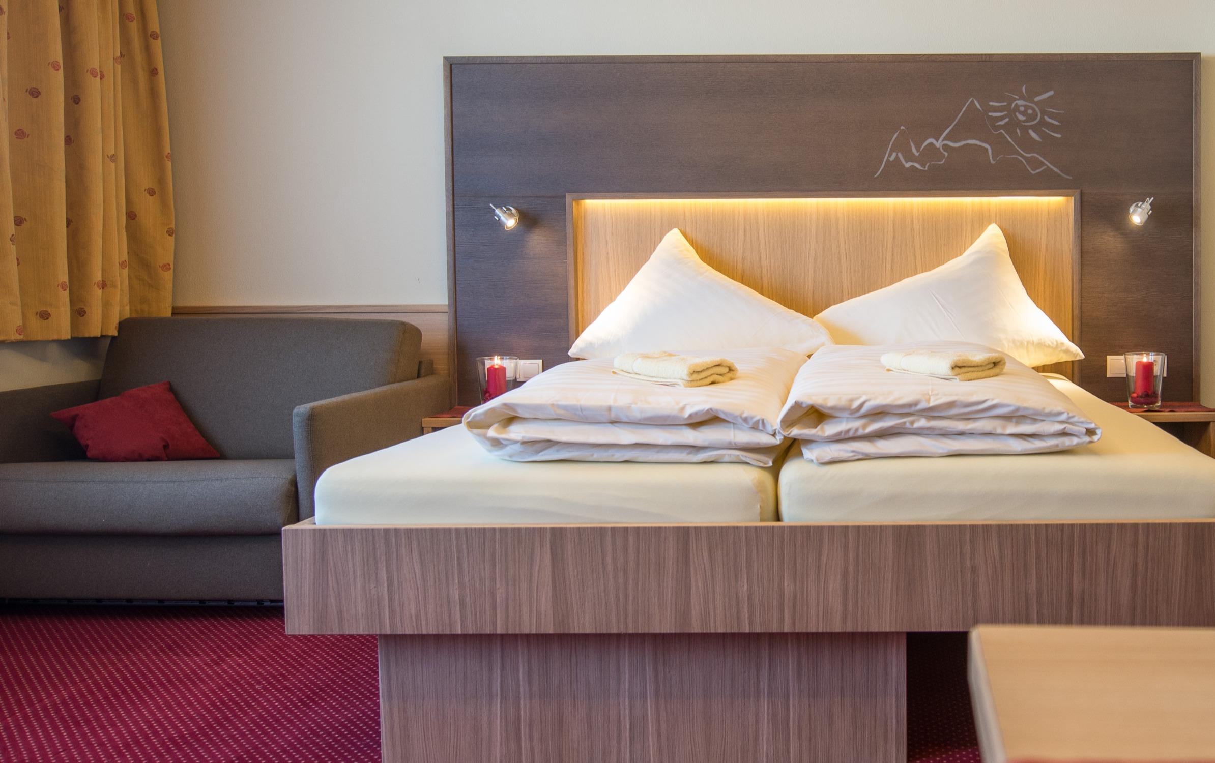 Familienurlaub Harmls Aparthotel in Flachau Österreich Motto Werte Hotel Motto