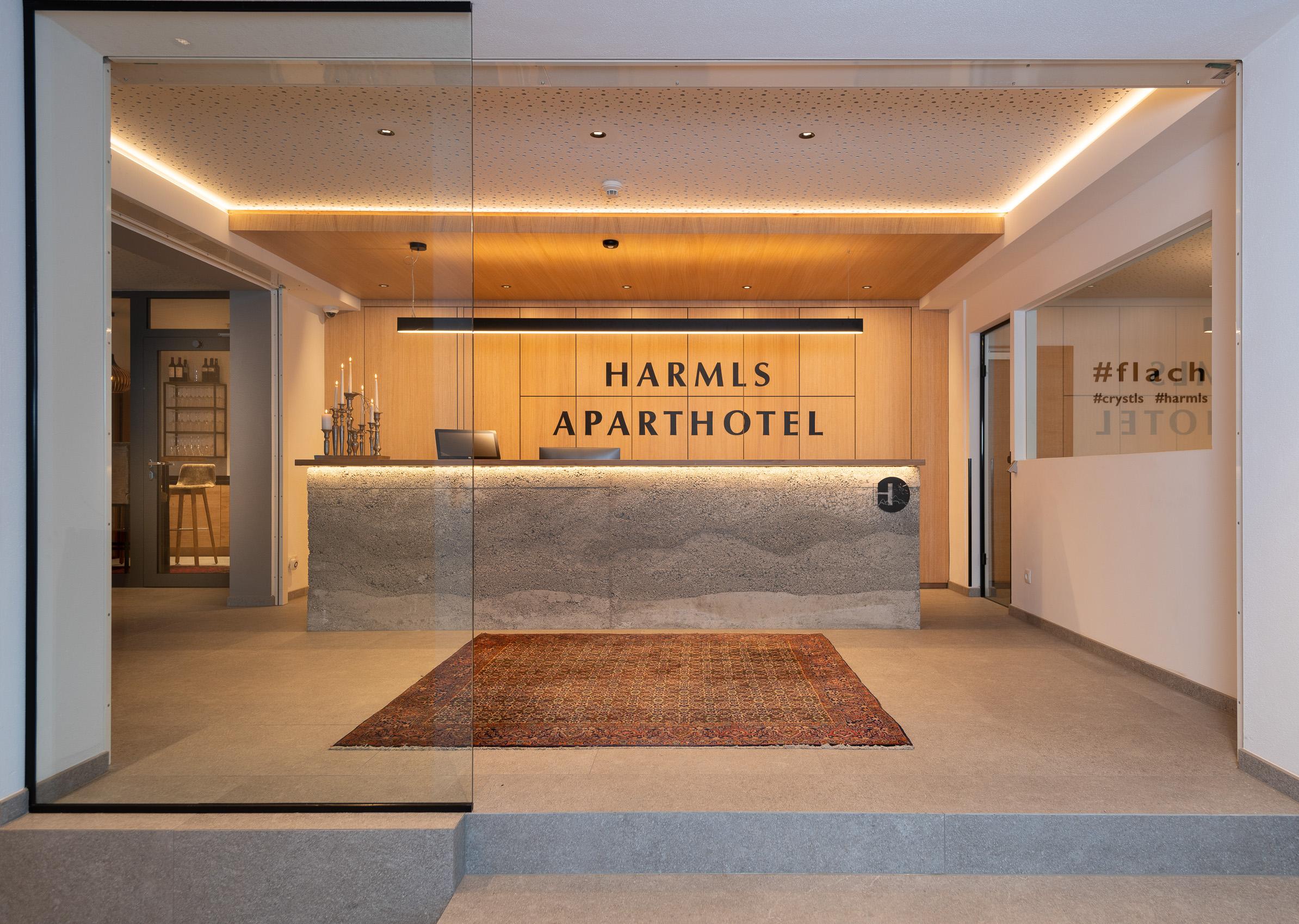 Herzlichkeit Werte Harmls Aparthotel Familienurlaub in Flachau in Österreich
