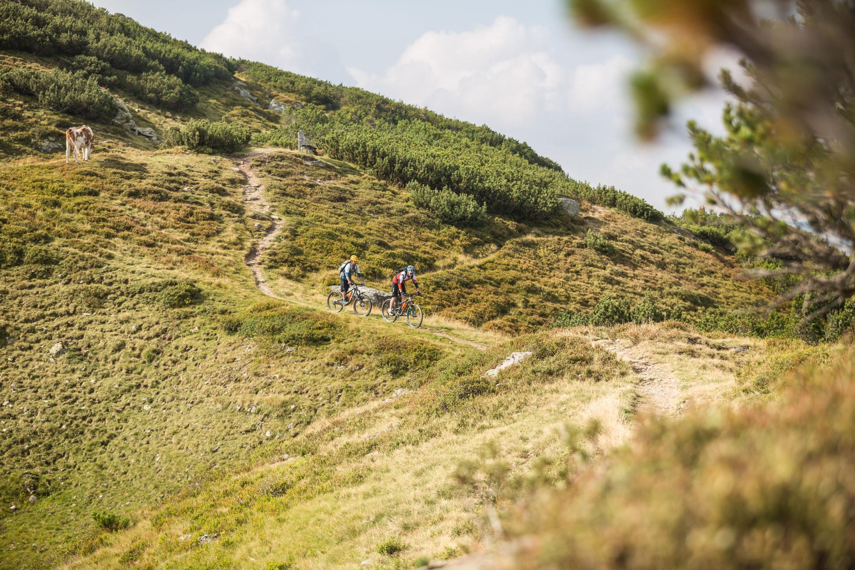 Checklist für eure Mountainbike-Tour