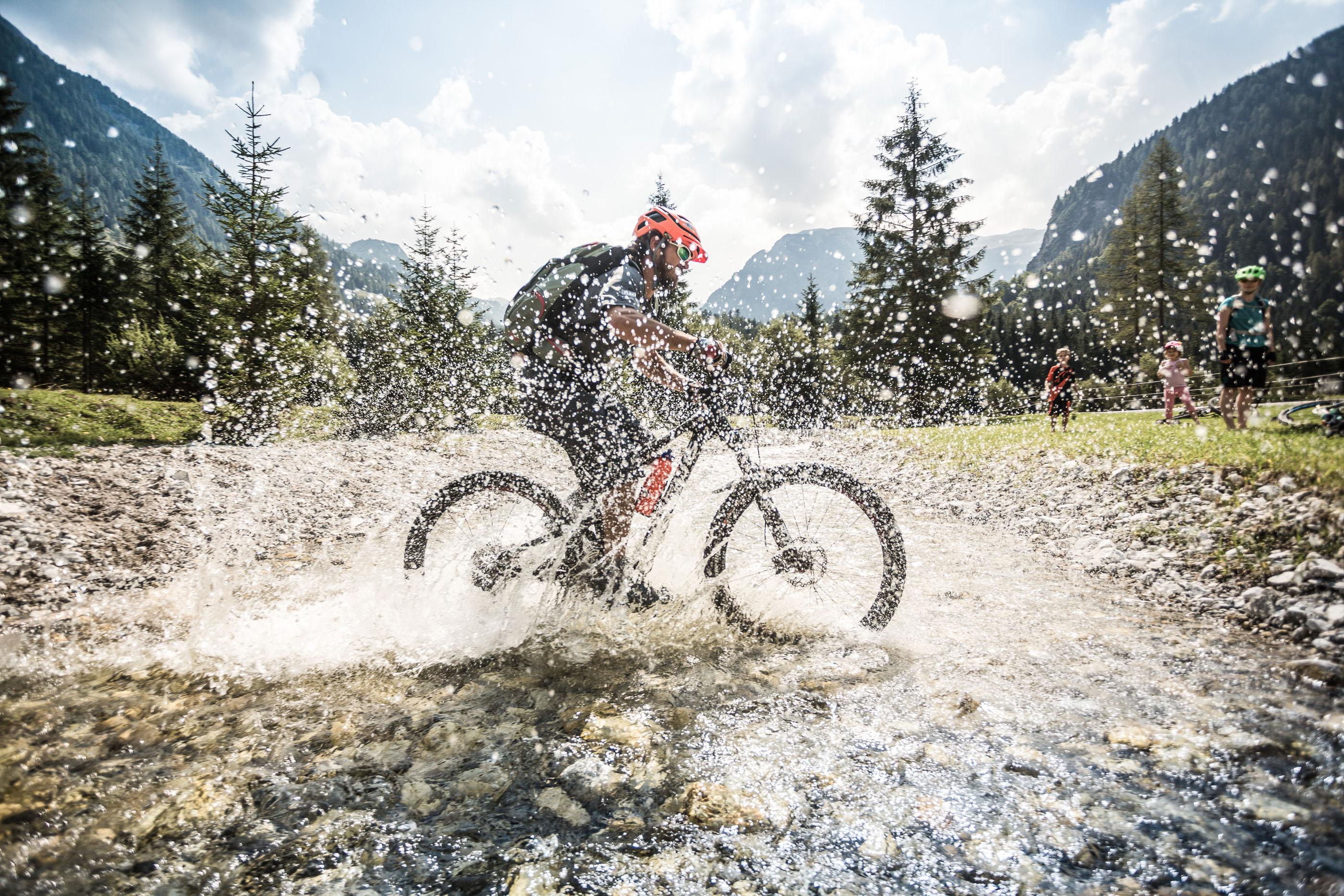 E-Biken im Salzburger Land