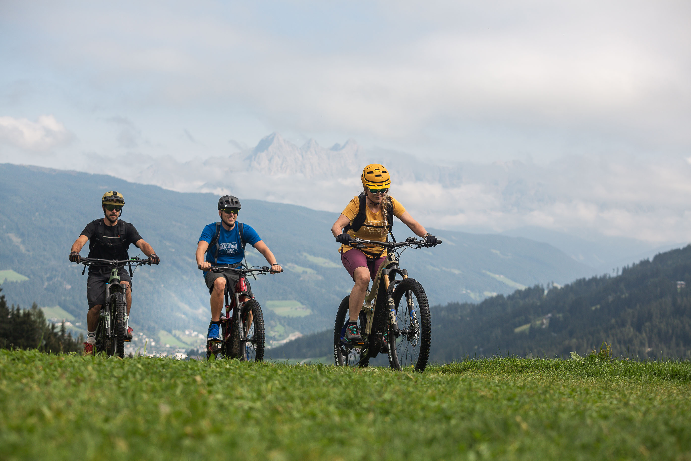 Bikeurlaub Uphilltipps Gewichtsverlagerung Flachau