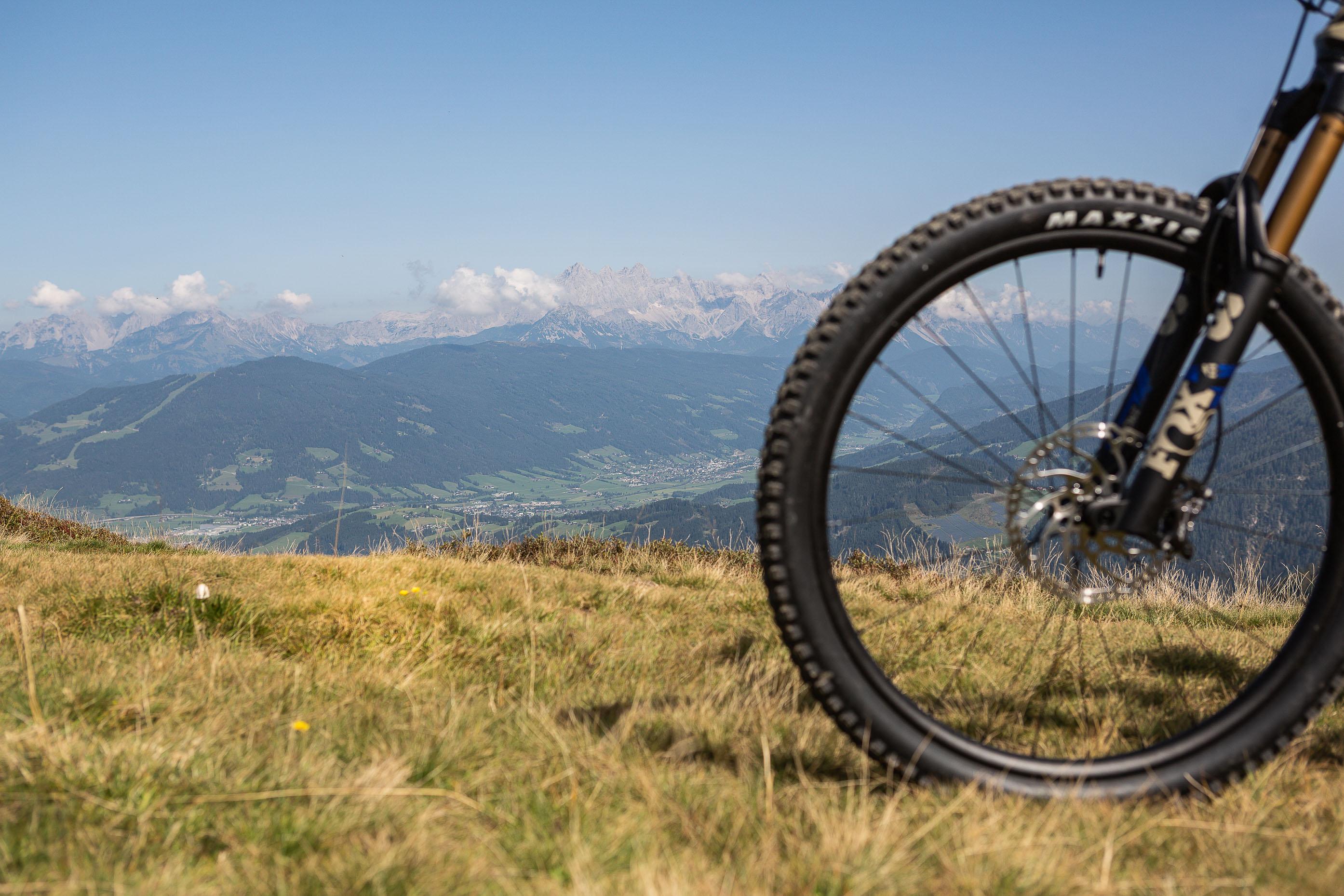 Bremstechnik Up-Downhillfahren Biketipps Tauernhof