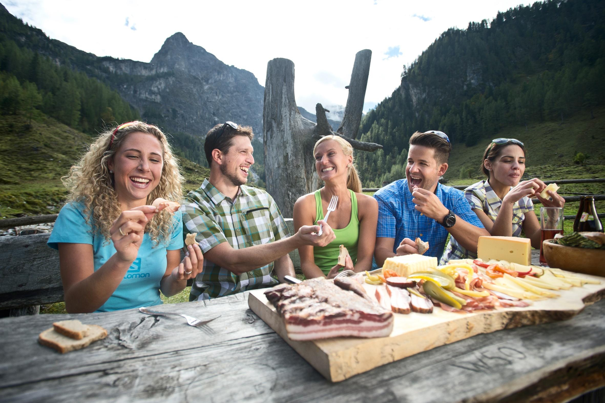 Regionalität Tauernhof Heimisch Geschmack