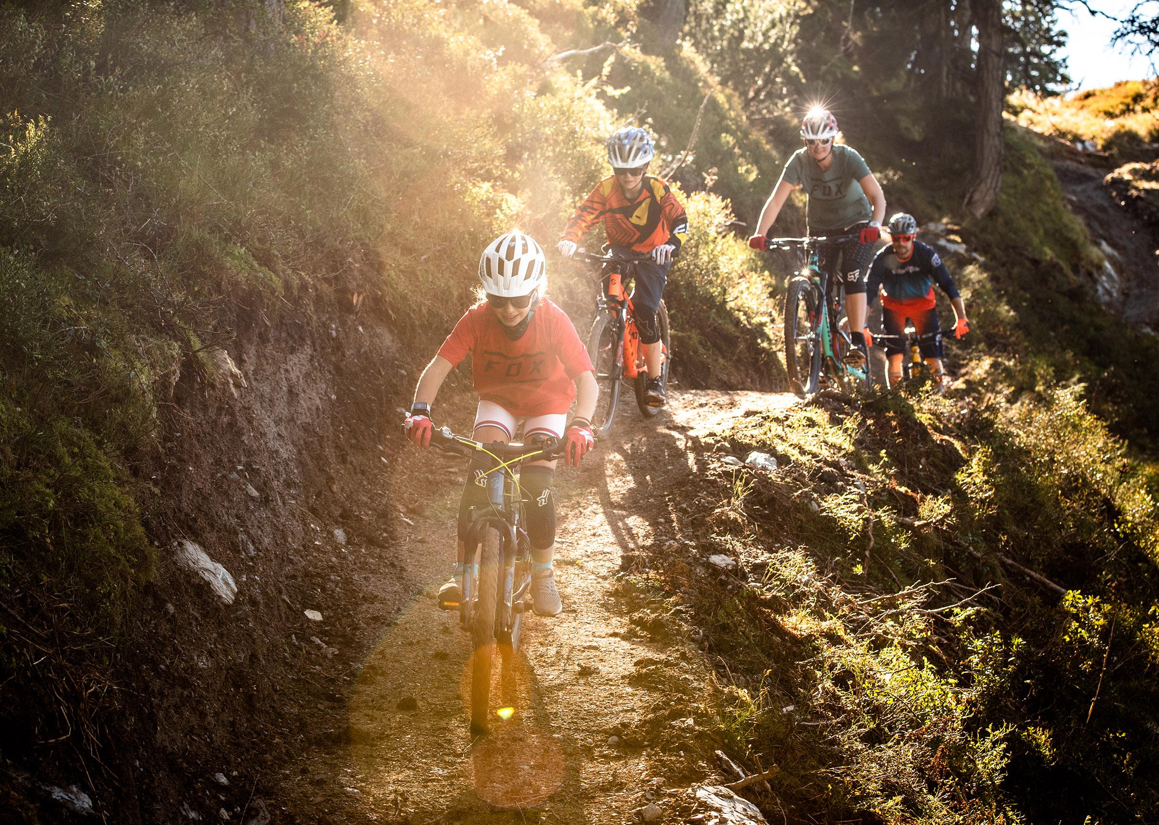 Reiteralm Trails Bikehotel Flachau